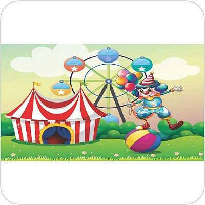 Painel de Festa Infantil Circo - Roda Gigante