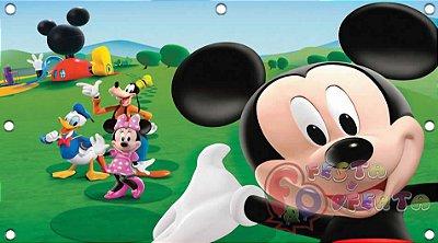 festa mickey decoração infantil - Mickey e Minnie