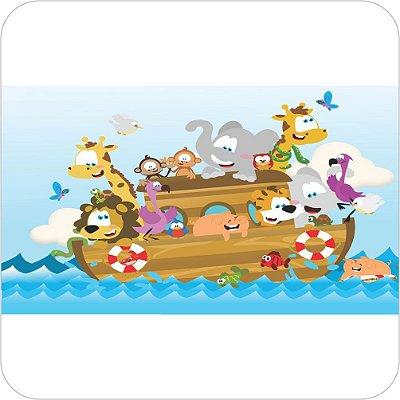 Painel de Festa Infantil Arca de Noé