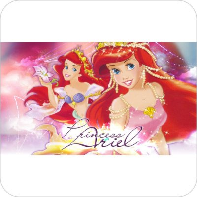 Painel Para Festa Infantil - A Pequena Sereia - Princesa Ariel