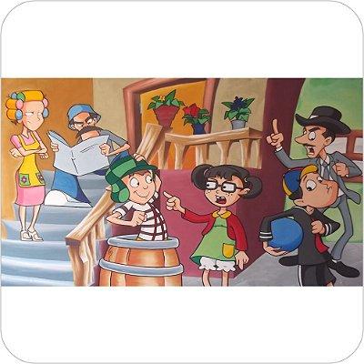 Painel de Festa Infantil Chaves - Personagens