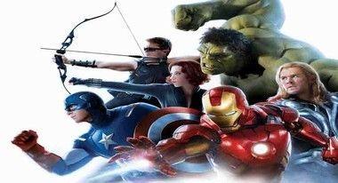 Os vingadores the avengers unidos painel para festa