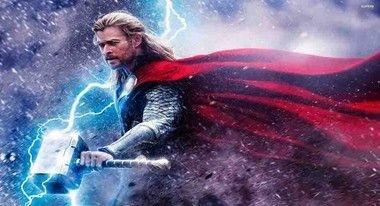 Vingadores Thor painel infantil