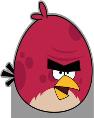 Totens - Displays - Angry Birds 05