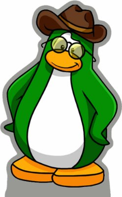 Totens - Displays - Club Penguin