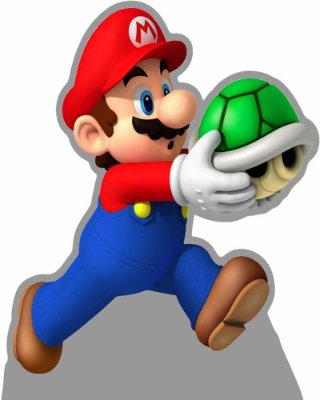 Totens - Displays - Mario Bros e Kart