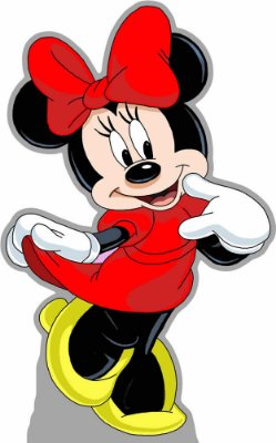 Totens - Displays - Minnie Mouse