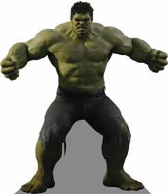 Totens - Displays - Hulk