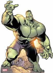 Totens - Displays - Hulk