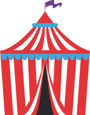 Totens - Displays - Circo