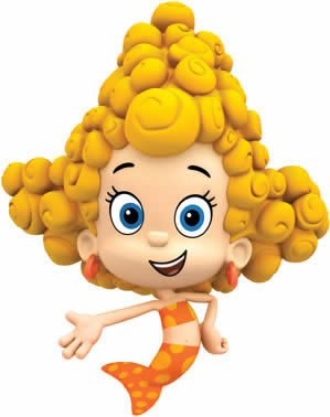 Totens - Displays - Bubble Guppies