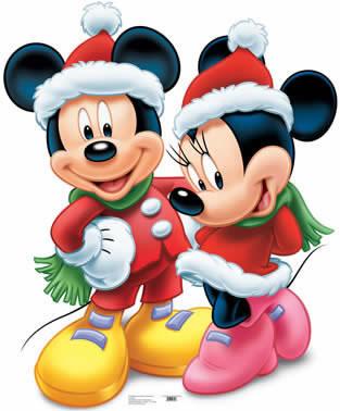 Totens - Displays - Turma do Mickey