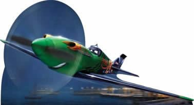 Totens - Displays - Aviões - Planes 07