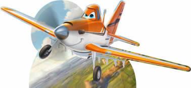 Totens - Displays - Aviões - Planes 14
