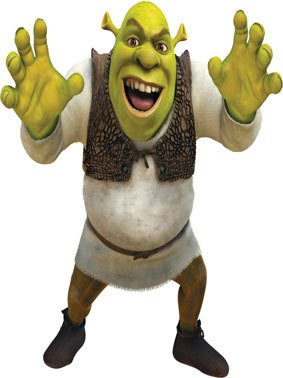 Totens - Displays - Shrek