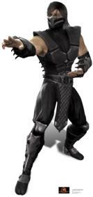 Totens - Displays - Mortal Kombat