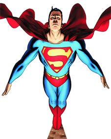 Totens - Displays - Superman