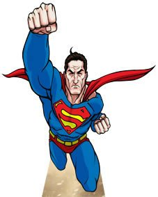 Totens - Displays - Superman