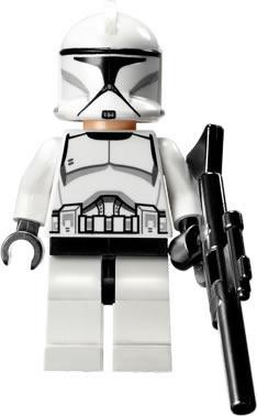 Toten Star Wars Lego