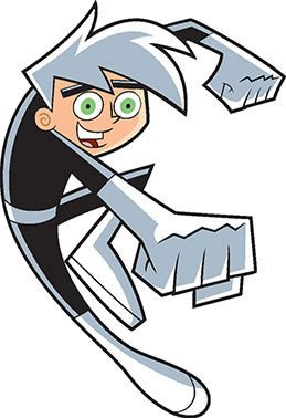 Totens - Displays - Danny Phantom