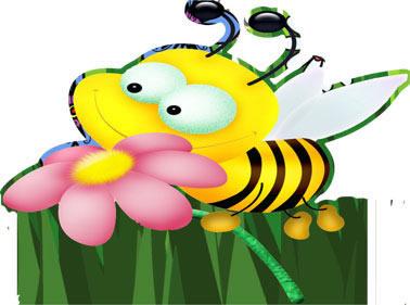 Totens - Displays - abelhinhas 11