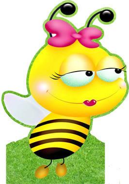 Totens - Displays - abelhinhas 12