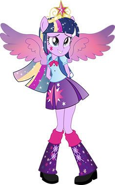 Totens - Displays - Equestria Girls