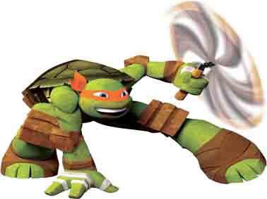Totens - Displays - Tartarugas Ninjas