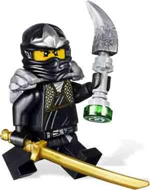 Totens - Displays -NinjaGo