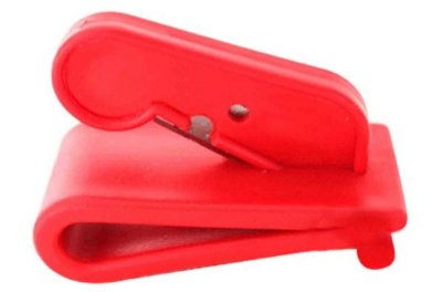 Cortador de balões vermelho | Bônus