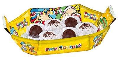 Bandeja com 3 unidades Patati e Patatá | Festcolor