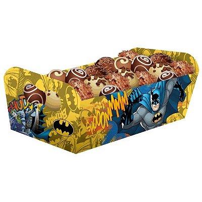 Bandeja com 3 unidades Batman | Festcolor