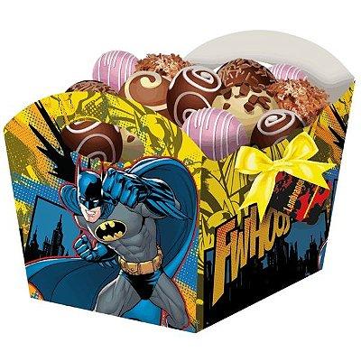 Cachepot Batman 8 unidades | Festcolor