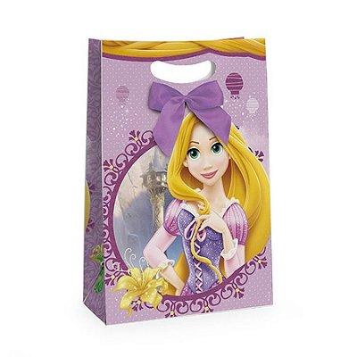 Caixa Flex Cromus 18x7,5x25 pacote 10un | Enrolados - rapunzel