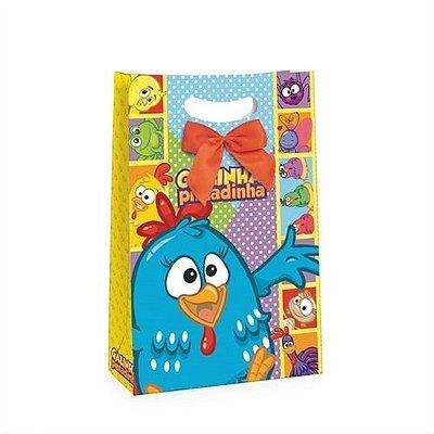 Caixa Flex Cromus 18x7,5x25 pacote 10un | Galinha pintadinha