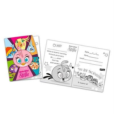 Convites stella - embalagem com 8 unidades | Festcolor