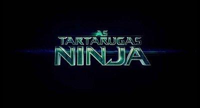 Painel para decoração de festa infantil  -  Tartarugas Ninjas