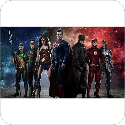 Painel de Festa Infantil Batman vs Superman - Heróis DC