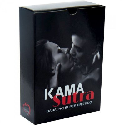 Baralho Hetero Super Erótico Kama Sutra