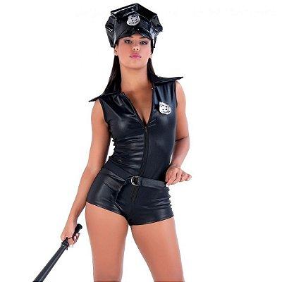 Fantasia Sensual Policial - Amareto
