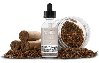 E-Liquido NAKED 100 Tobacco Cuban Blend 60ML
