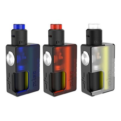 Vandy Vape PULSE BF Squonk Box Atomizador Pulse 24 RDA Kit Inicial