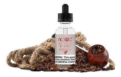 E-Liquido NAKED 100 Tobacco American Patriots 60ML