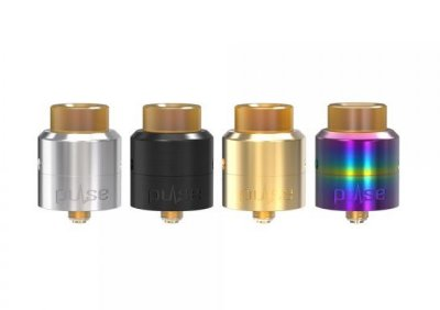 Atomizador Vandy Vape PULSE 24 BF RDA 24MM