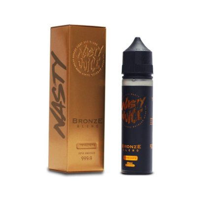 E-Liquido NASTY JUICE Tobacco Bronze Blend 60ML