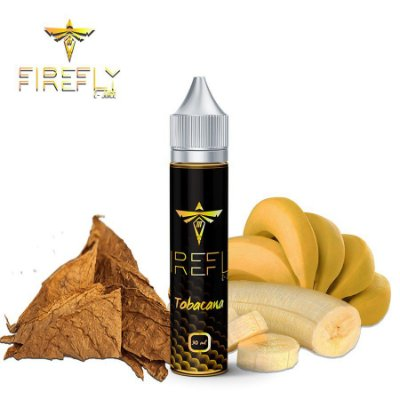 E-Liquido FIREFLY E-JUICE Tobacana