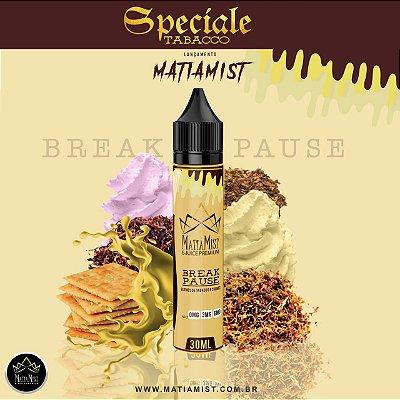 E-Liquido MATIAMIST SPECIALE Break Pause
