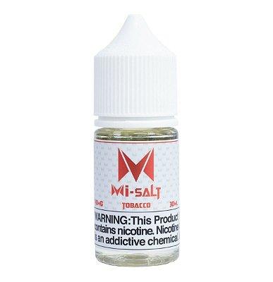 E-Liquido MI-SALT Tobacco 30ML