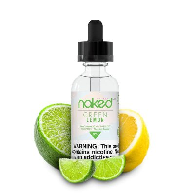 E-Liquido NAKED 100 Green Lemon 60ML