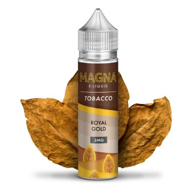 E-Liquido MAGNA E-LIQUID TOBACCO Royal Gold 60ML